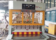 Semi Automatic Hot - Press Machine For Molding Industrial Packaging Trays