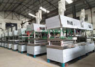 Semi-automated Pulp Molded Food Grade Tableware / Dinnerware Forming Machine