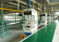 Hot Pressing Paper Pulp Molding Machine for Industrial Packages 5 ~8 tons