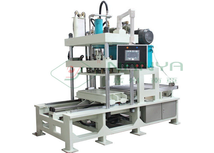 Automatic Paper Pulp Molding Hot Press Machine Applied Simens Servo Motor with 20 Tons