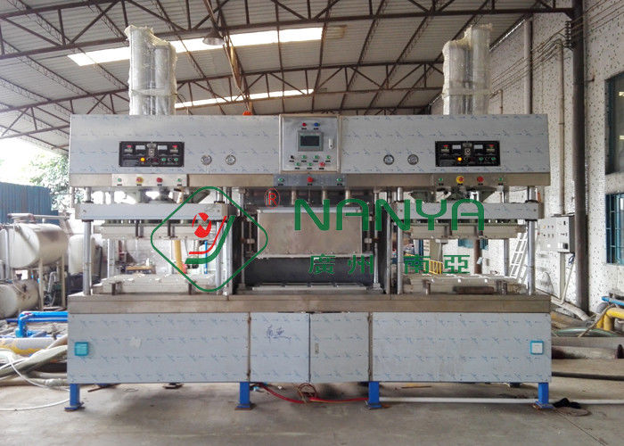 Disposable Paper Plate Making Machine Pulp Molding Equipment