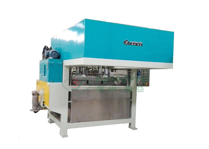 Fully Automatic Turnover Paper Egg Carton Machine Egg Tray Making Machine