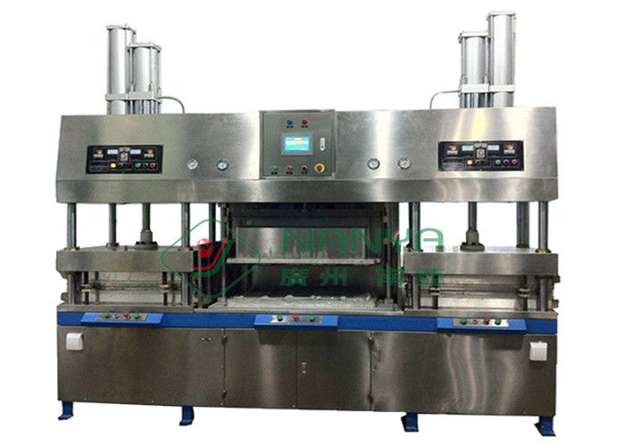 Disposable Semi Automatic Paper Plate Making Machine with 1000~10000 Pcs/H