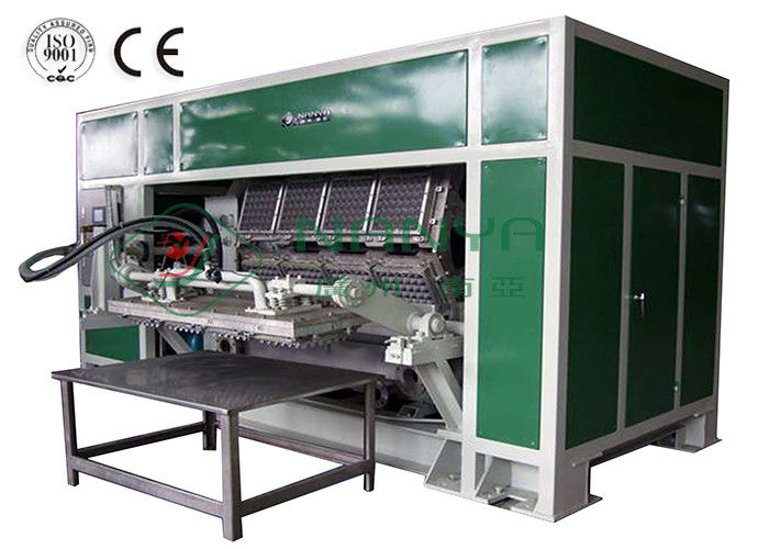 Stable Full Automatic Waste Newspaper Egg Tray Machine for Egg Box Forming