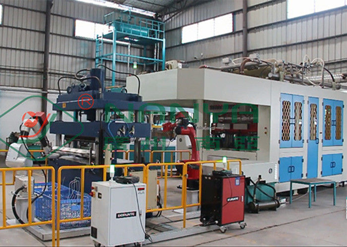 Sustainable Tableware Sugarcane Automated Pulp Molding Machine